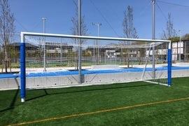 一般用サッカーゴール&ジュニアサッカーゴール搬入