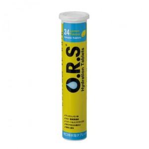 O.R.S経口補水タブレット24タブレット入り