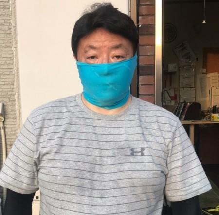 FREEZ TECH衣類用冷感ミストバンダナセット